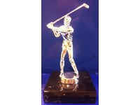 Golf Statue Men 14.5 Cm