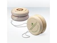 Holz Yo-Yo - zertifizierte Forstwirtschaft