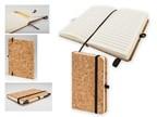 ADRA I, notitieboekje van kurk, 90x145mm