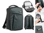 LOGAN, laptoptas, 600D, SWISSBAGS