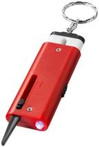 Chicane bandenprofielmeter met lampje en sleutelha