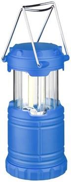 Cobalt lantaarn met COB licht