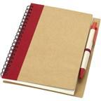 Priestly notitieboek met pen