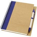Priestly A5-formaat notitieboek met pen