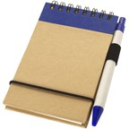 Zurse notitieboekje met pen
