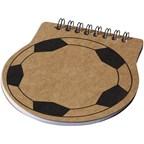 Score voetbal vorm noititieboek