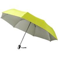 21,5 Alex 3-sectie automatische paraplu