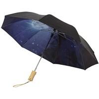 Clear night sky 21 2 sectie automatische paraplu