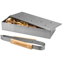 Pitts barbeque smoker box set