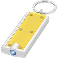 Castor zaklamp met sleutelhanger