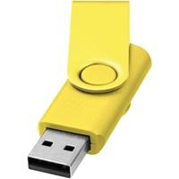 Rotate metallic USB 4GB