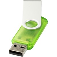 Rotate translucent USB 2GB