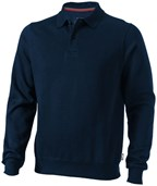Referee polosweater