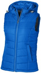 Mixed doubles dames bodywarmer