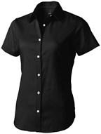 Manitoba dames blouse met korte mouwen