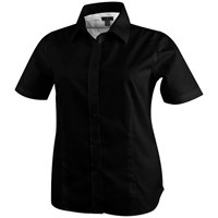 Stirling dames blouse met korte mouwen