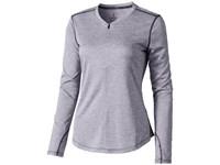 Quadra dames shirt met lange mouwen