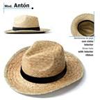 Straw Hat - Anton