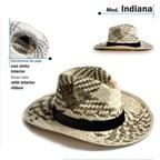 Straw Hat - Indiana