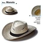 Straw Hat - Manolo