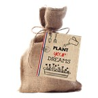 Post - Plant your Dreams (Jute A6 Touwtje)
