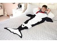 Snug-Rug Killer Whale Staart Deken
