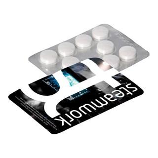 10-pack blister mints