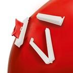 Clipafsluiter voor reuzenballon 350