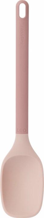 Leo Line serveerlepel roze