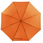 Alu-stick umbrella,Hip Hop orange