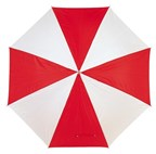 Golf umbrella Rainy, redwhite