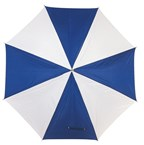 Golf umbrella Rainy, bluewhite