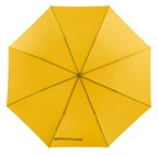Golf umbrella w cover Mobile, yellow