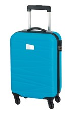Trolley-Boardcase Padua ABS, turquoise
