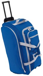 Trolley-travelbag,9P 600D, blue