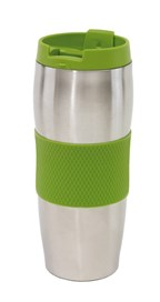 Flask Au Lait, green