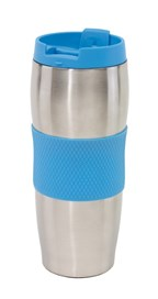 Flask Au Lait, blue