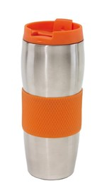 Flask Au Lait, orange