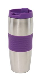 Flask Au Lait, purple