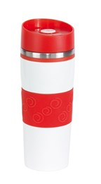 Flask Arabica, red