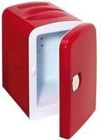 Mini koelkast voor 6 stuks 0,33 liter blikjes Incl