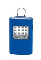 LED Working Light Bright Helper, blue