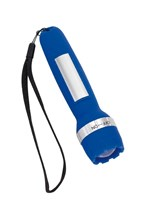 USB Rechargeable Torch, blue