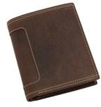 Lederen portemonnee WILD STYLE