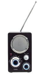 Radio Frequency, black