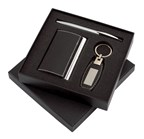 3-pc gift Set Excellence, black