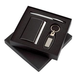 3-pc gift Set Excellence, zwart