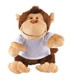 Plush monkey Ingo