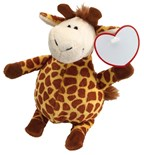 Plush GiraffeRaffi