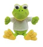 Plush frog Frida